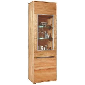 vitrinen in braun online vergleichen m bel 24. Black Bedroom Furniture Sets. Home Design Ideas