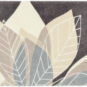Fußmatte Brooklyn IV - Kunstfaser - Mehrfarbig - 50 x 70 cm, Schöner Wohnen Kollektion