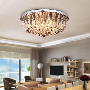 Lovely OOFAY LIGHT Runde Kristall Celling Lampe Für Wohnzimmer Lampe, Schlafzimmer  Esszimmer, Arbeitszimmer