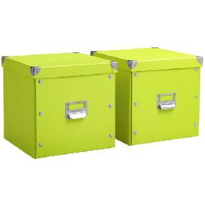 heine home Boxen, 2er-Set