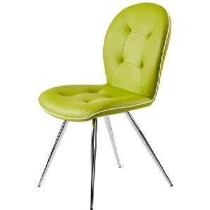 uno Stuhl  Jett | grün | 47 cm | 89 cm | 62 cm | Möbel Kraft