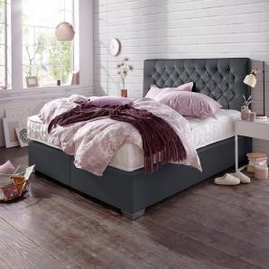 betten in schwarz online vergleichen m bel 24. Black Bedroom Furniture Sets. Home Design Ideas