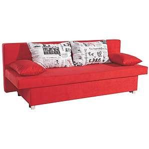 schlafsofas in rot online vergleichen m bel 24. Black Bedroom Furniture Sets. Home Design Ideas