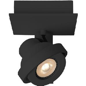 EEK A+, Deckenstrahler LUCI-1 LED - Aluminium - 1-flammig, Zuiver