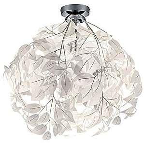 Hochwertige Decken Leuchte floral Kugel Blätter Äste Beleuchtung Reality Leuchten R60461001
