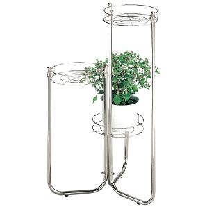 Blumensäule Martha - Chrom, Home Design