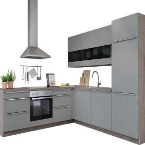 Passende Farben Zu Grau winkelküchen in grau preise qualität vergleichen möbel 24