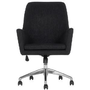 Dex Bürostuhl, Nachtschwarz