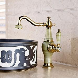 tougmoo Fashion Messing verchromt Badezimmer kaltes Wasser Wasserhahn Automatische des Sensor für die Badezimmer f-201, weiß