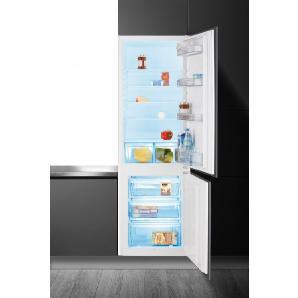 GORENJE Einbaukühlgefrierkombination, 178 cm hoch, 54,5 cm breit, Energieeffizienz: A+ weiß, Energieeffizienzklasse: A+
