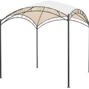 Pavillon Hudson - Stahl / Webstoff, Garden Pleasure