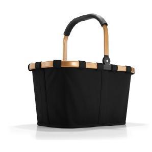 Tragekorb Carrybag Schwarz, Reisenthel Accessoires, 29x48x28 cm