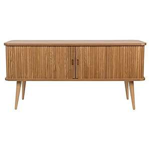 Zuiver 4300008 Sideboard Barbier, Holz, braun, 120 x 40 x 57.5 cm