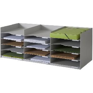 Formularbox easyOffice - Grau, easy Office und Paperflow