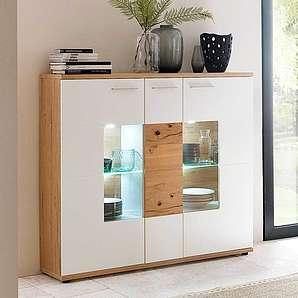 highboards stauraum mit stil moebel24. Black Bedroom Furniture Sets. Home Design Ideas