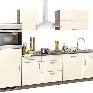Küchenzeile »Tacoma« ohne E-Geräte, Breite 280 cm