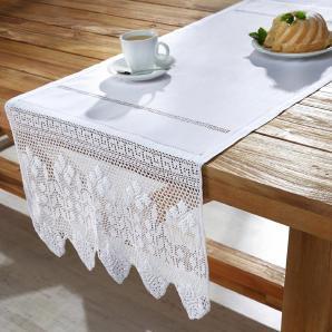 Tischläufer Jasmin 50x150 cm