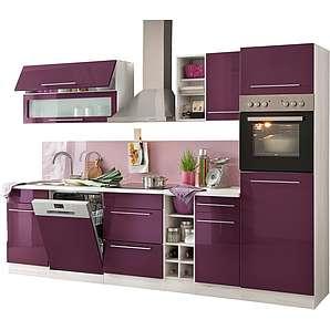 HELD MÖBEL Küchenzeile »Avignon«, ohne E-Geräte, Breite 300 cm