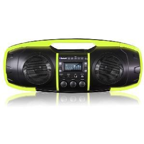 SDigital Nuke tragbare Bluetooth Boombox
