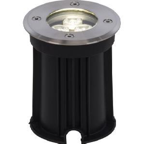 Brilliant Derby LED Außen-Erdeinbauleuchte edelstahl IP67
