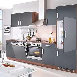 HELD MÖBEL Küchenzeile ohne E-Geräte »Toronto, Breite 280 cm«