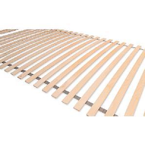 Matratzenheld Remus Rollrost Lattenrost 80x200 cm 28 Federholzleisten geeignet für alle Matratzentypen