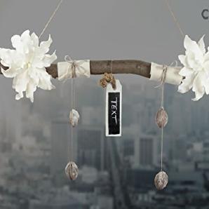 Deko Ast Zum Aufhängen schöne kränze zum dekorieren moebel24