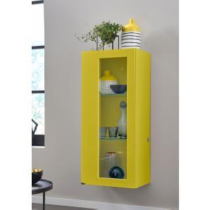 Gallery M Lampen »Merano«, gelb, Türanschlag links, pflegeleichte Oberfläche