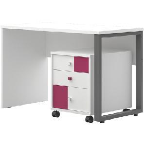 kinderschreibtische praktisch und vielseitig moebel24. Black Bedroom Furniture Sets. Home Design Ideas