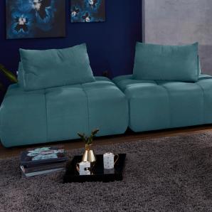 GMK Home & Living Modul-Mega-Sofa grün, »Lyon«, FSC®-zertifiziert, GUIDO MARIA KRETSCHMER HOME & LIVING