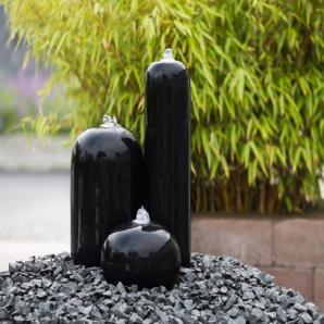 ACQUAARTE/UBBINK Gartenbrunnen »Arezzo«, 3 Säulen in verschiedenen Größen
