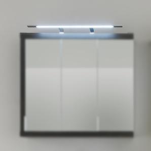 Aufsatzleuchte Chrom Kalt-Weiss Trendteam Beleuchtung Modern