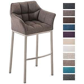 barhocker tresenhocker aus edelstahl preise qualit t vergleichen m bel 24. Black Bedroom Furniture Sets. Home Design Ideas