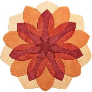 Teppich Mariella in orange