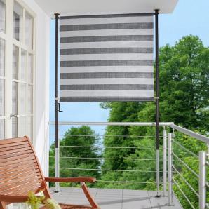 Angerer Freizeitmöbel Balkonsichtschutz »Polyethylen, anthrazit« in 2 Breiten