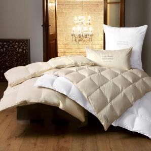 Daunenbettdecke, »GMK«, Guido Maria Kretschmer Home & Living, Extrawarm, 90% Daunen, 10% Federn