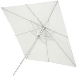 Sonnenschirm Messina Alu quadratisch