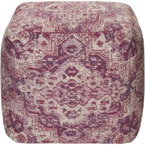 Sitzpouf  JW-Pouf ¦ lila/violett ¦ Maße (cm): B: 45 H: 45 T: 45 Polstermöbel  Hocker  Sitzpouf » Höffner
