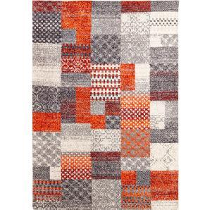 Teppich Ronja in orange
