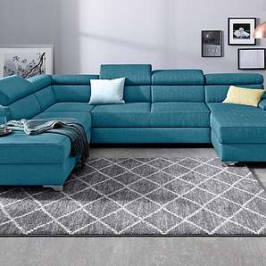 wohnlandschaften platz f r die ganze familie moebel24. Black Bedroom Furniture Sets. Home Design Ideas