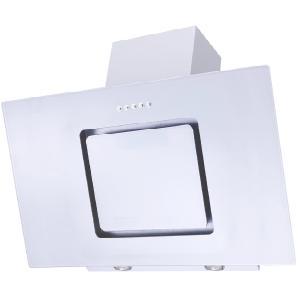 Respekta Schräghaube CH-2201090WX EEK: B 90 cm Glas Weiß