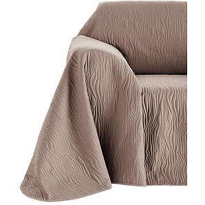 home Sessel-/Sofaüberwurf Heine Home grau ca. 160/190 cm,ca. 250/190 cm,ca. 250/220 cm