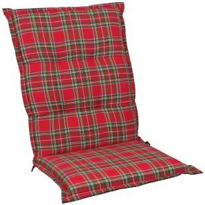 : Sesselauflage, Gelb, Grau, Grün, Rot, B/H/T 50 120 9