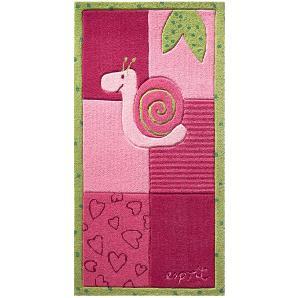 Teppich Kids Collection - Handgetuftet - Pink - 90 x 160 cm, Esprit Home