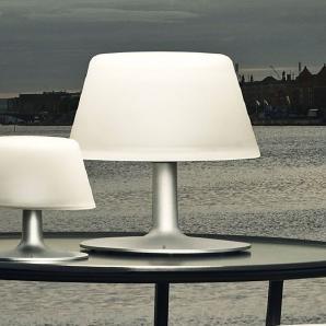 Solarlampe SunLight Eva Solo Grau, Designer Tools Design, 24.4 cm