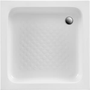 Duschwanne Capri Weiß 90 cm x 90 cm x 16 cm