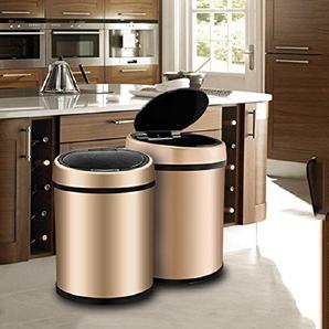Mülleimer aus Edelstahl - Preise & Qualität vergleichen | Möbel 24