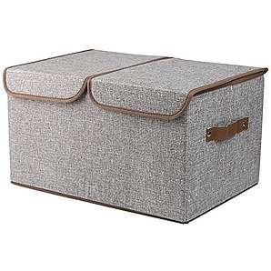 aufbewahrungsboxen in grau online vergleichen m bel 24. Black Bedroom Furniture Sets. Home Design Ideas