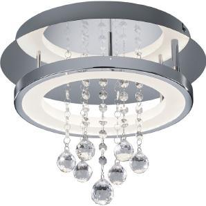 TRIO Leuchten LED Deckenleuchte, »DORIAN«