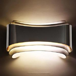 XIAOJIA Einfache kreative moderne Pers5onlichkeit LED Wand-Lampen-Flur-Schlafzimmer-Badezimmer-Stab-Nachttisch-Beleuchtung , A